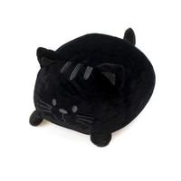 Zacht kussen Kitty-zwart