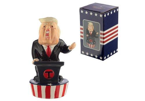 Puckator Spaarpot Trump