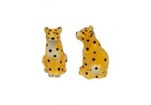 Fisura Peper en zoutstel Cheetah