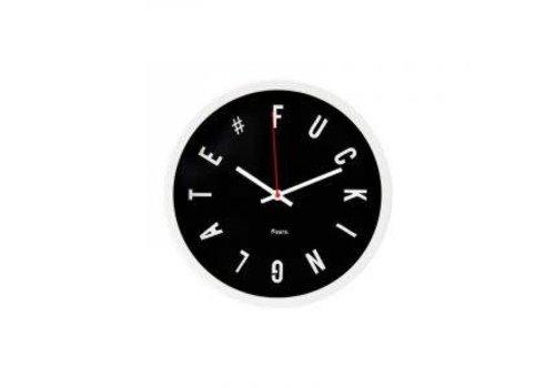 Fisura Fucking late clock black