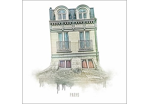 """Ben Kleyn Maison Parisienne -€"""" Vintage 30x30"""