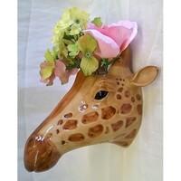 Wandvaas Giraffe