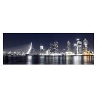 Rotterdam City Skyline