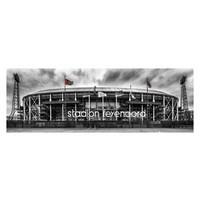 Rotterdam Stadion | Rotterdam skyline