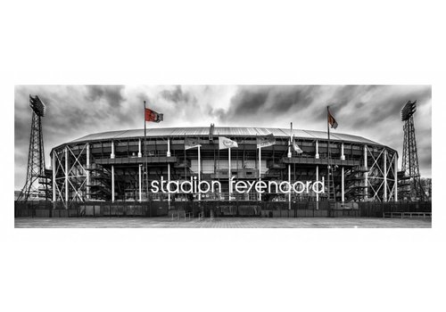 Steven Dijkshoorn Rotterdam Stadion | Rotterdam skyline