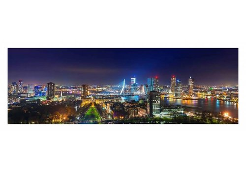 Oorthuis fotografie The view of Rotterdam | Rotterdam skyline