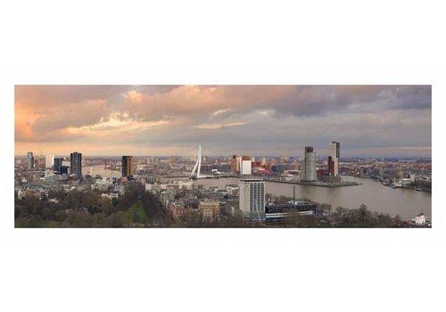 Oorthuis fotografie Pink sky Rotterdam