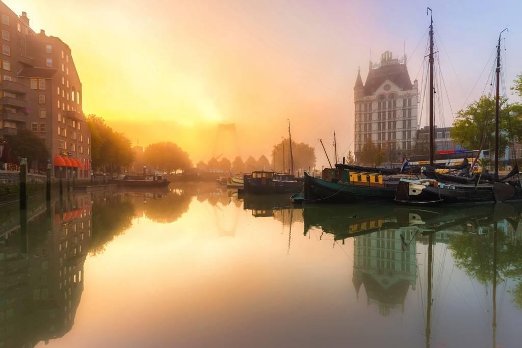 Een ochtend in Rotterdam | Fotograferen | by Prachtig Rotterdam