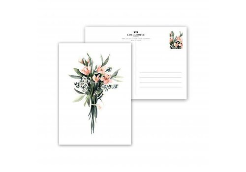 Leo La Douce Flower Bouquet