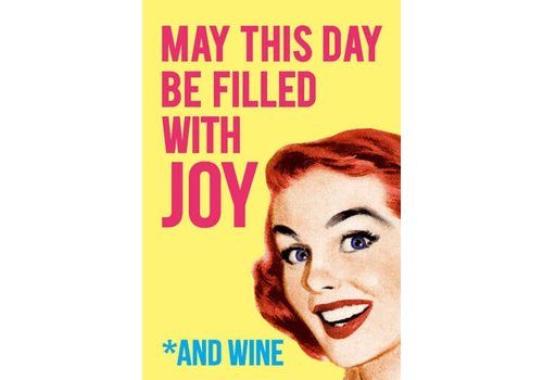 Magneet May This Day Be Filled With Joy