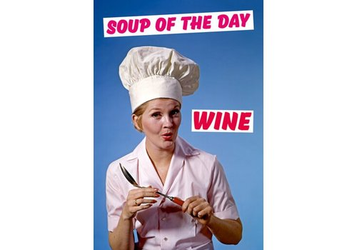 Magneet Soup of the Day Wine