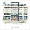 Ben Kleyn Rotterdam poster | De Doelen   Vintage poster | 30x30