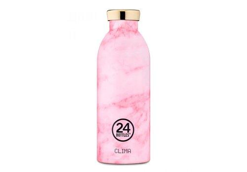 24 Bottles 24 Bottle 500ml Marble Pink Clima