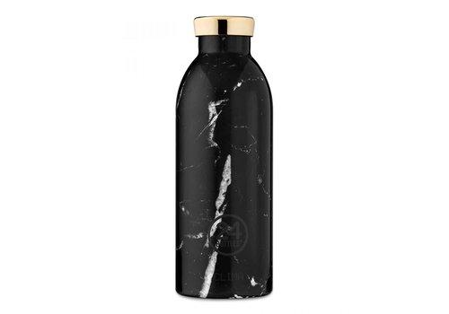 24 Bottles 24 Bottle 500ml Marble Black Clima