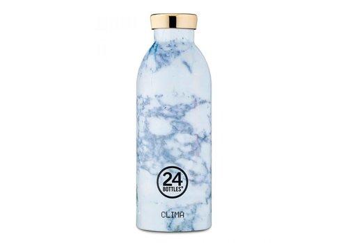 24 Bottles 24 Bottle 500ml Marble White Clima