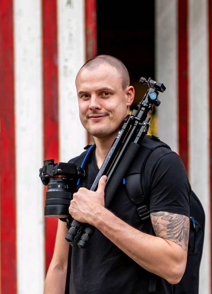 Urbex fotografie met Steven Dijkshoorn