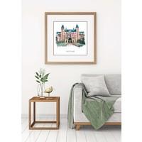 Amsterdam Rijksmuseum – vintage 30x30