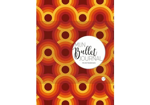 BBNC Mijn bullet journal - retrobrown