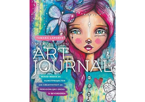 BBNC Maak je eigen art journal