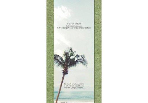 BBNC Travel notebook groen