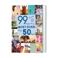 99 dingen die je moet doen als je 50 bent