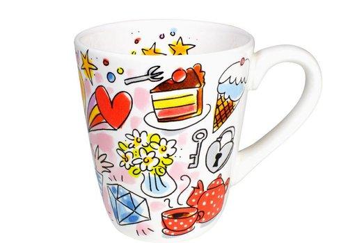 BLOND AMSTERDAM 18 years mug 18