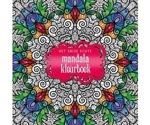 Mandala Kleurplaten Bestellen.Bbnc Enige Echte Mandala Kleurboek Kkec