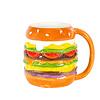 BLOND AMSTERDAM Hamburger 3D mug