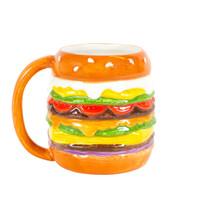 Hamburger 3D mug