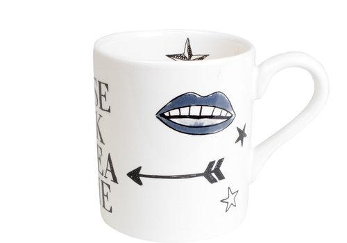 BLOND AMSTERDAM Mug Please talk dirtea to me