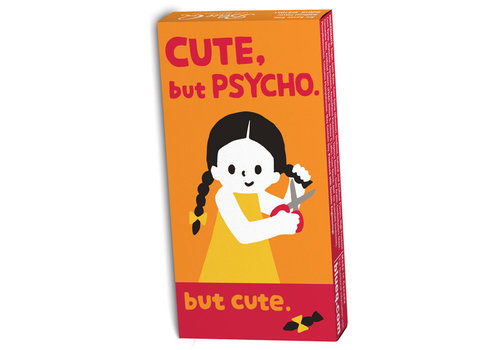 Cortina Kauwgom - Cute But Psycho