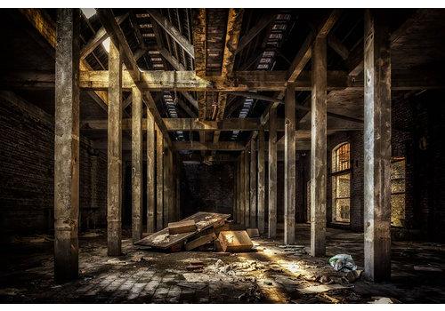 Steven Dijkshoorn Wooden factory