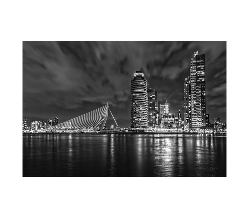 Rotterdam Lights | Rotterdam skyline