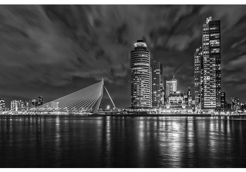 Steven Dijkshoorn Rotterdam Lights | Rotterdam skyline