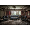 Steven Dijkshoorn Abondoned Livingroom