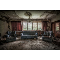 Abondoned Livingroom