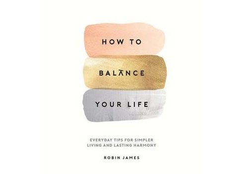 Bookspeed How to balance your life