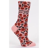 Dames sokken - Namasté you guys