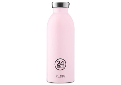 24 Bottles 24 Bottle 500ml Candy pink Clima
