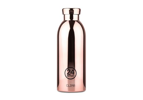 24 Bottles 24 Bottle 500ml Rosé Gold Clima