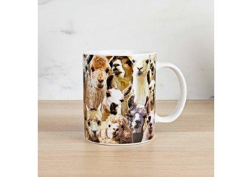 Mags No prob LLama mug