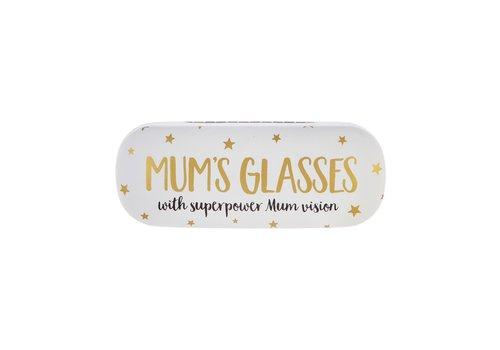 Sass & Belle Super mum's glasses case
