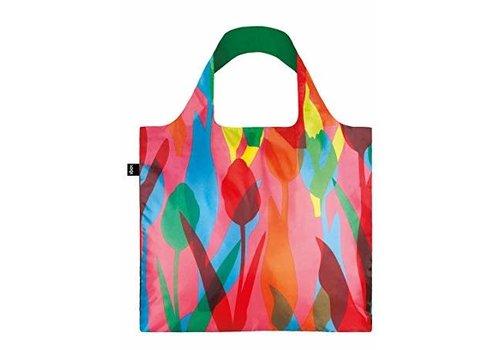 LOQI Bag Travel - Tulips