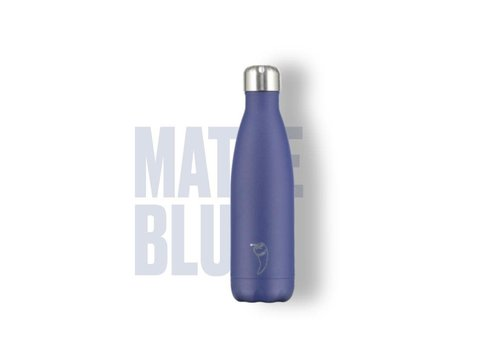 Chilly's Chilly's thermosfles 750ml Blue matte
