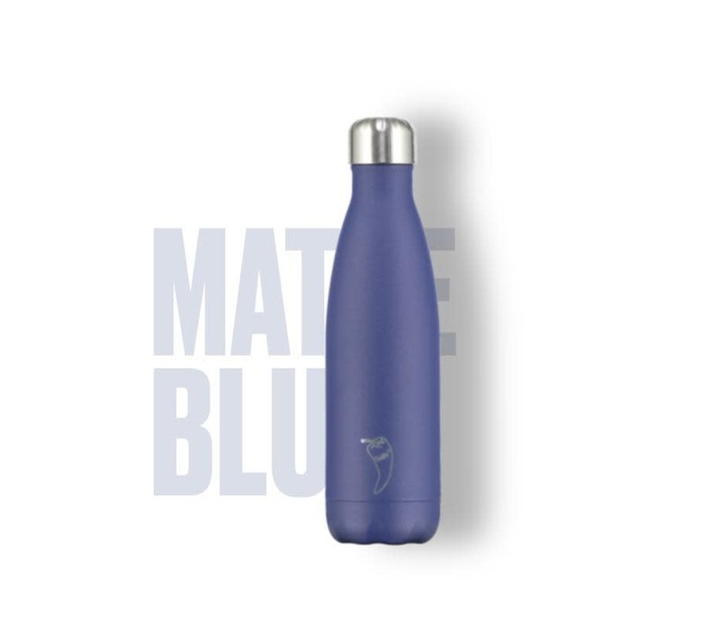 Chilly's Blue matte 750ml