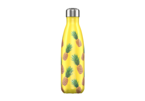 Chilly's Chilly's bottle 500ml Pineapple