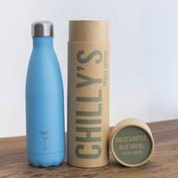 Chilly's bottle 500ml pastel blue