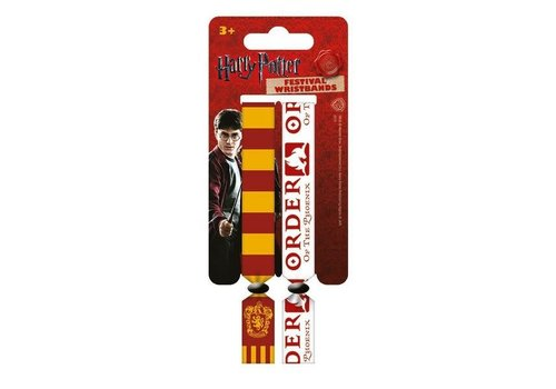 HARRY POTTER FESTIVAL BANDS
