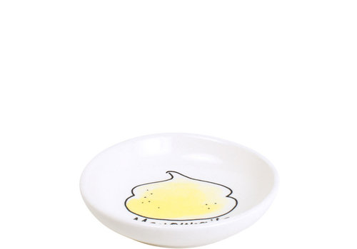 BLOND AMSTERDAM Snack bowl 8cm mayonaise