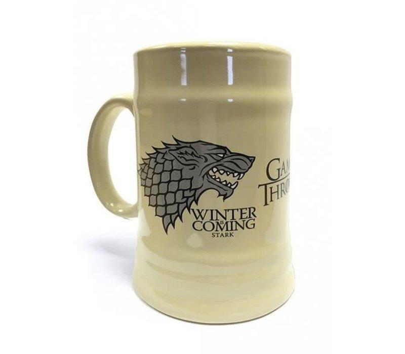 Bier Mok - Game Of Thrones House Stark